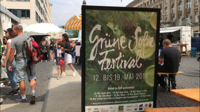 Green Sauce Festival II